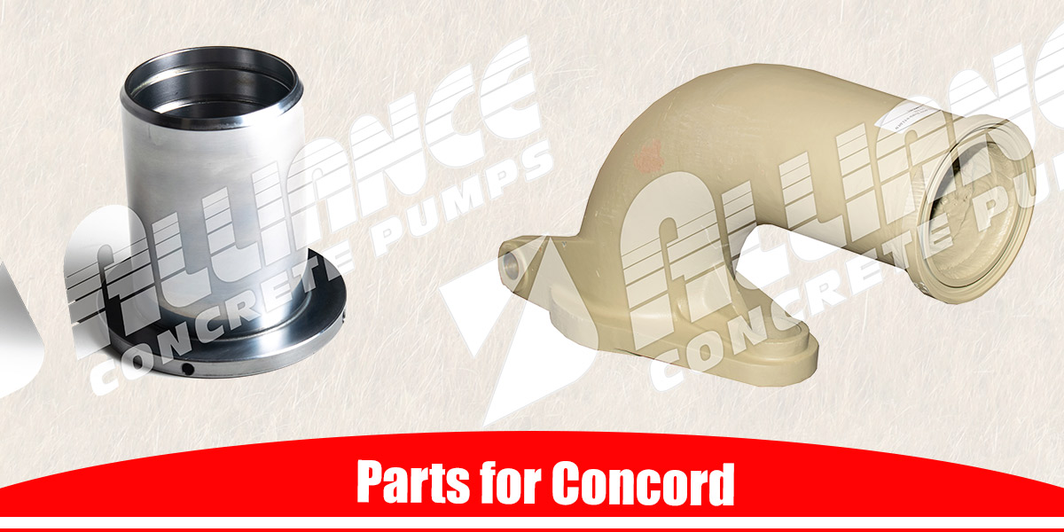 Alliance Concrete Pumping Parts